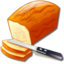 64x64px size png icon of Sliced bread