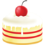 64x64px size png icon of cake big
