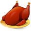 64x64px size png icon of Chicken