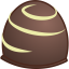 64x64px size png icon of chocolate