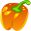 64x64px size png icon of capsicum