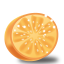 64x64px size png icon of orange