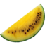 64x64px size png icon of yellow watermelon