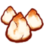 64x64px size png icon of Rochers noix de coco