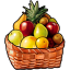 64x64px size png icon of Fruits