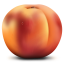 64x64px size png icon of Peach