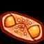 64x64px size png icon of Lunette aux abricots