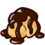 64x64px size png icon of Profiteroles