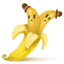 64x64px size png icon of Banana Twins