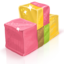 64x64px size png icon of Marmalade Cubes