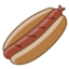64x64px size png icon of Hot Dog
