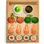 64x64px size png icon of sushi 1