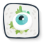 64x64px size png icon of Sushi 02