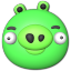 64x64px size png icon of Pig