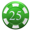 64x64px size png icon of Chip 25