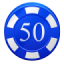 64x64px size png icon of Chip 50