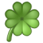 64x64px size png icon of Clover