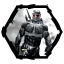 64x64px size png icon of Crysis 3 3