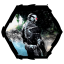 64x64px size png icon of Crysis 3 4