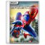 64x64px size png icon of amazing spiderman