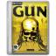 64x64px size png icon of gun