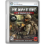 64x64px size png icon of Heavy Fire Afghanistan