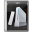 64x64px size png icon of Wii Console