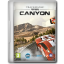 64x64px size png icon of TrackMania 2 Canyon
