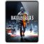 64x64px size png icon of Battlefield 3