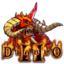 64x64px size png icon of Diablo II 2
