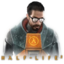 64x64px size png icon of Half Life II