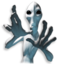 64x64px size png icon of Alien Reaching