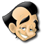 64x64px size png icon of Larry Laffer