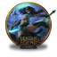 64x64px size png icon of Akali