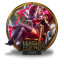 64x64px size png icon of Ashe Heartseeker