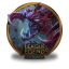 64x64px size png icon of Cho Gath