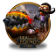 64x64px size png icon of Corki Hot Rod