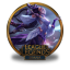 64x64px size png icon of Diana Lunar Goddess