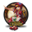 64x64px size png icon of Annie Red Riding Chinese artwork