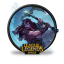 64x64px size png icon of Darius Woad King