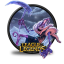 64x64px size png icon of Fiddlestick Dark Candy