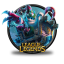 64x64px size png icon of Veigar Bad Santa