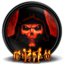 64x64px size png icon of Diablo II new 1