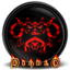 64x64px size png icon of Diablo new 1