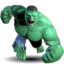 64x64px size png icon of The Incredible Hulk 2