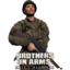 64x64px size png icon of Brothers in Arms Hells Highway new 7