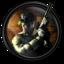 64x64px size png icon of SplinterCell Pandora Tomorrow new 2