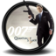 64x64px size png icon of 007 Quantum of Solace 1