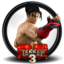 64x64px size png icon of Tekken 3 3