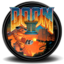 64x64px size png icon of Doom II 2
